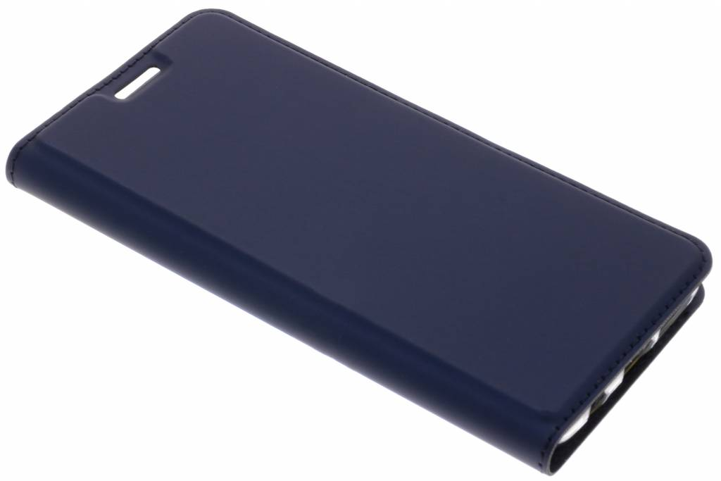 Dux Ducis Étui de téléphone Slim Samsung Galaxy S9 - Bleu foncé