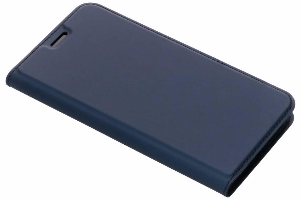 Dux Ducis Étui de téléphone Slim iPhone Xr - Bleu foncé