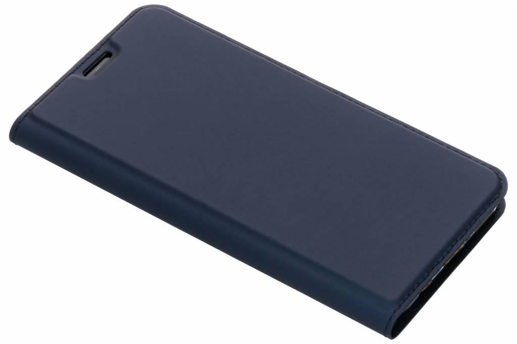 Dux Ducis Étui de téléphone Slim Huawei Mate 20 Lite - Bleu foncé