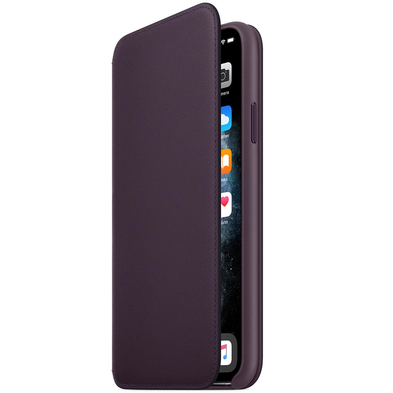 Apple Étui de téléphone Leather Folio iPhone 11 Pro Max