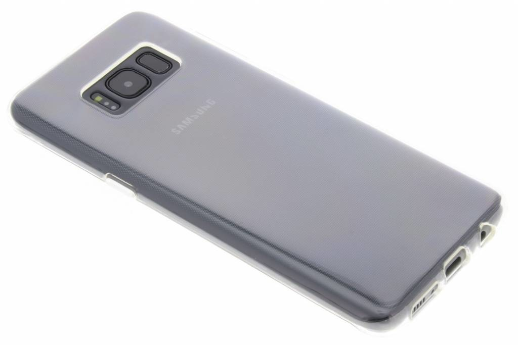 Coque silicone Samsung Galaxy S8 - Transparent