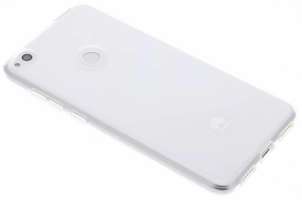 Coque silicone Huawei P8 Lite (2017) - Transparent