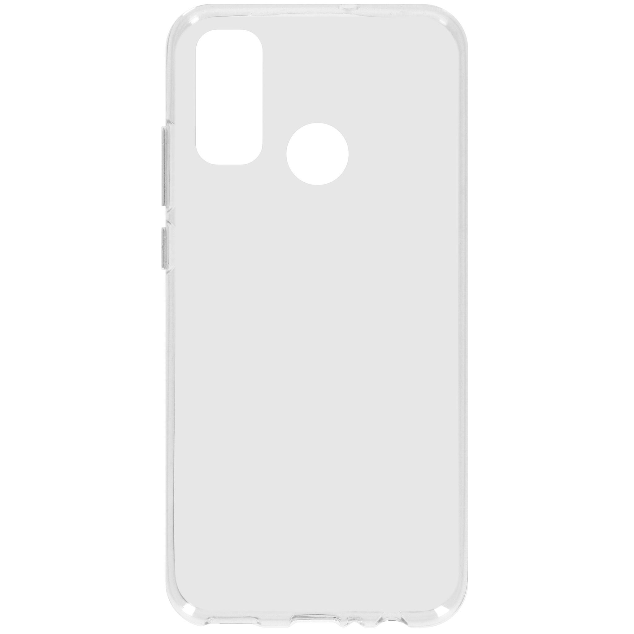 Coque silicone Huawei P Smart (2020) - Transparent