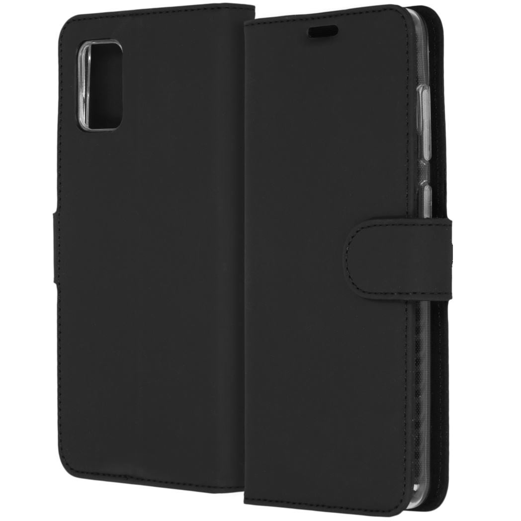 Accezz Étui de téléphone Wallet Samsung Galaxy A31 - Noir