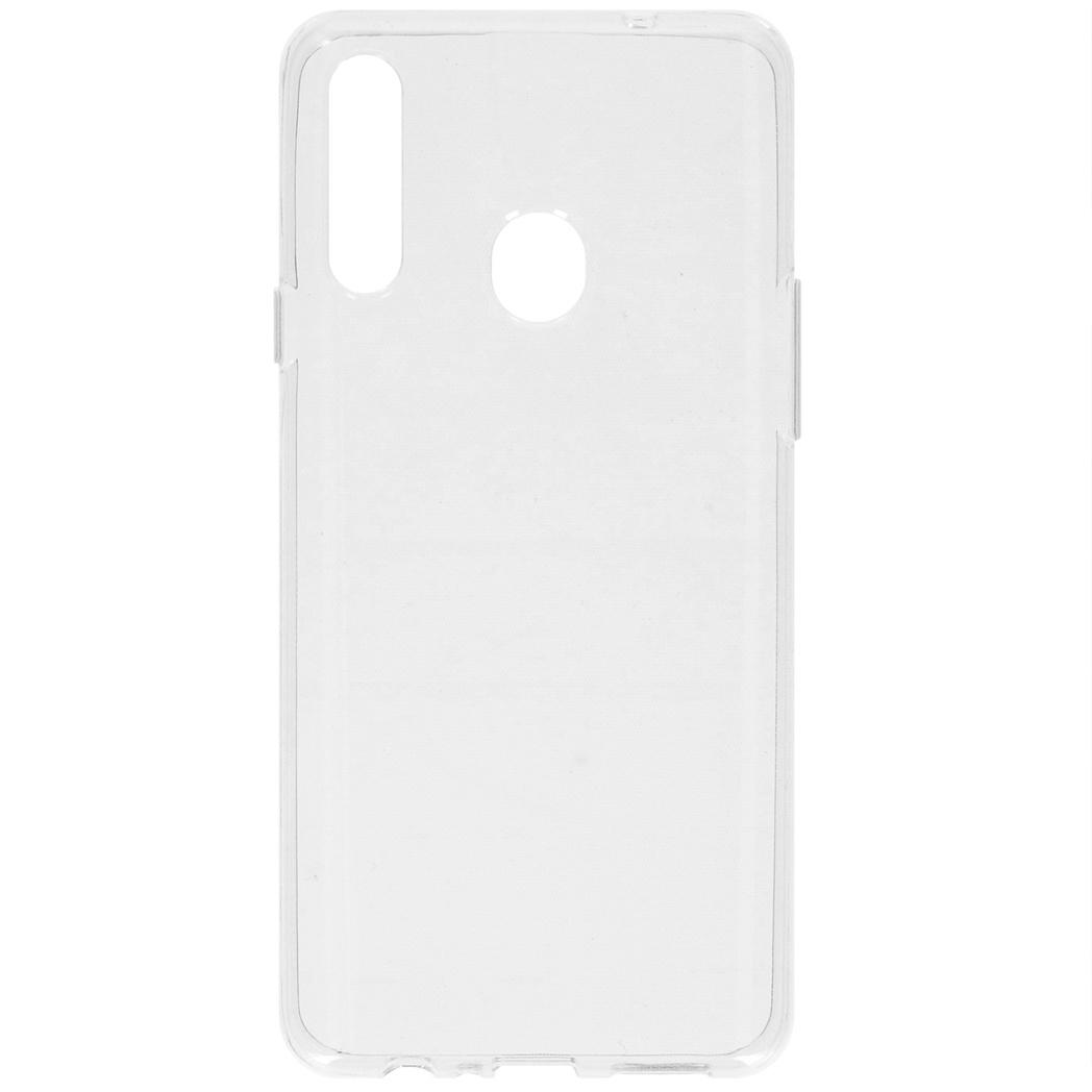 iMoshion Coque silicone Samsung Galaxy A20s - Transparent