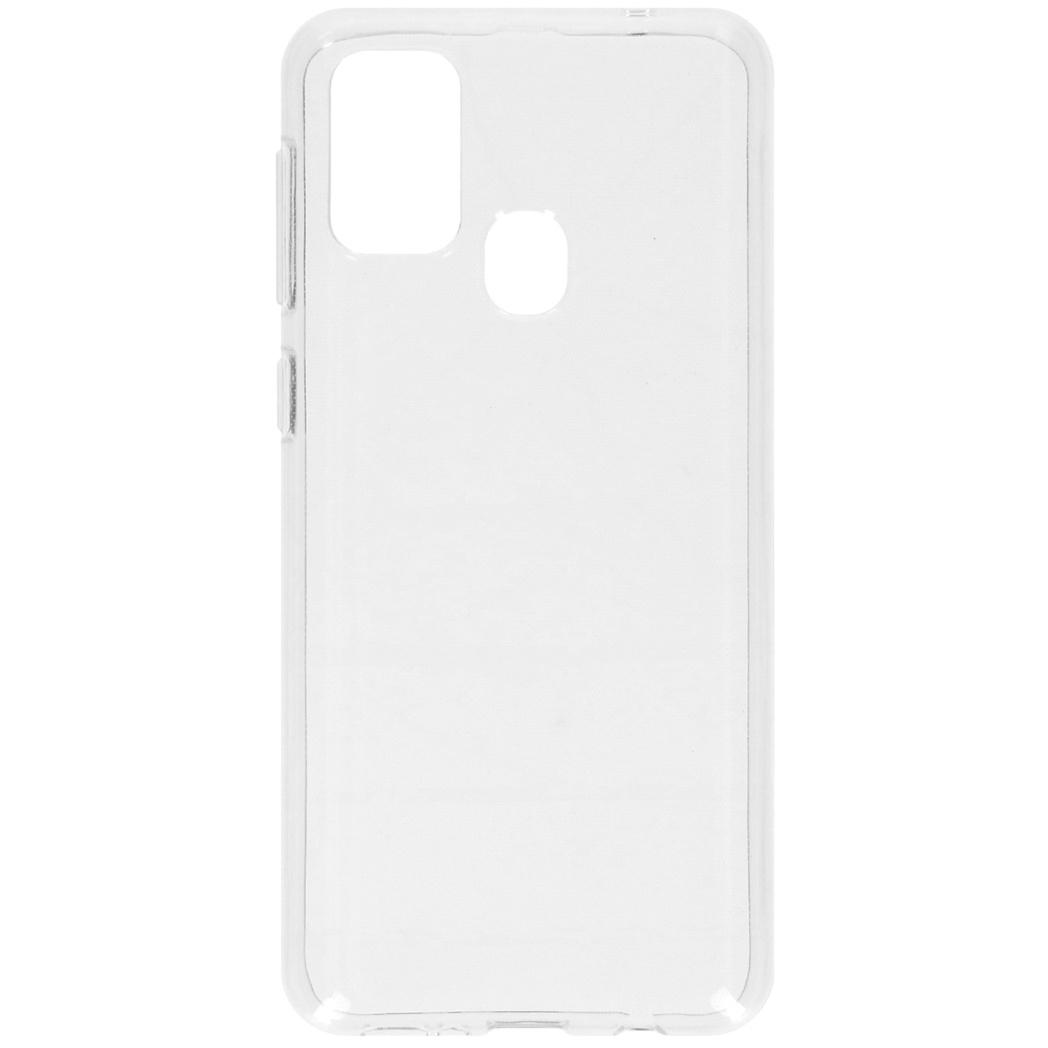 iMoshion Coque silicone Samsung Galaxy M31 - Transparent
