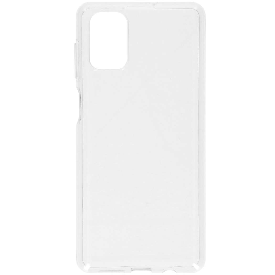 iMoshion Coque silicone Samsung Galaxy M51 - Transparent