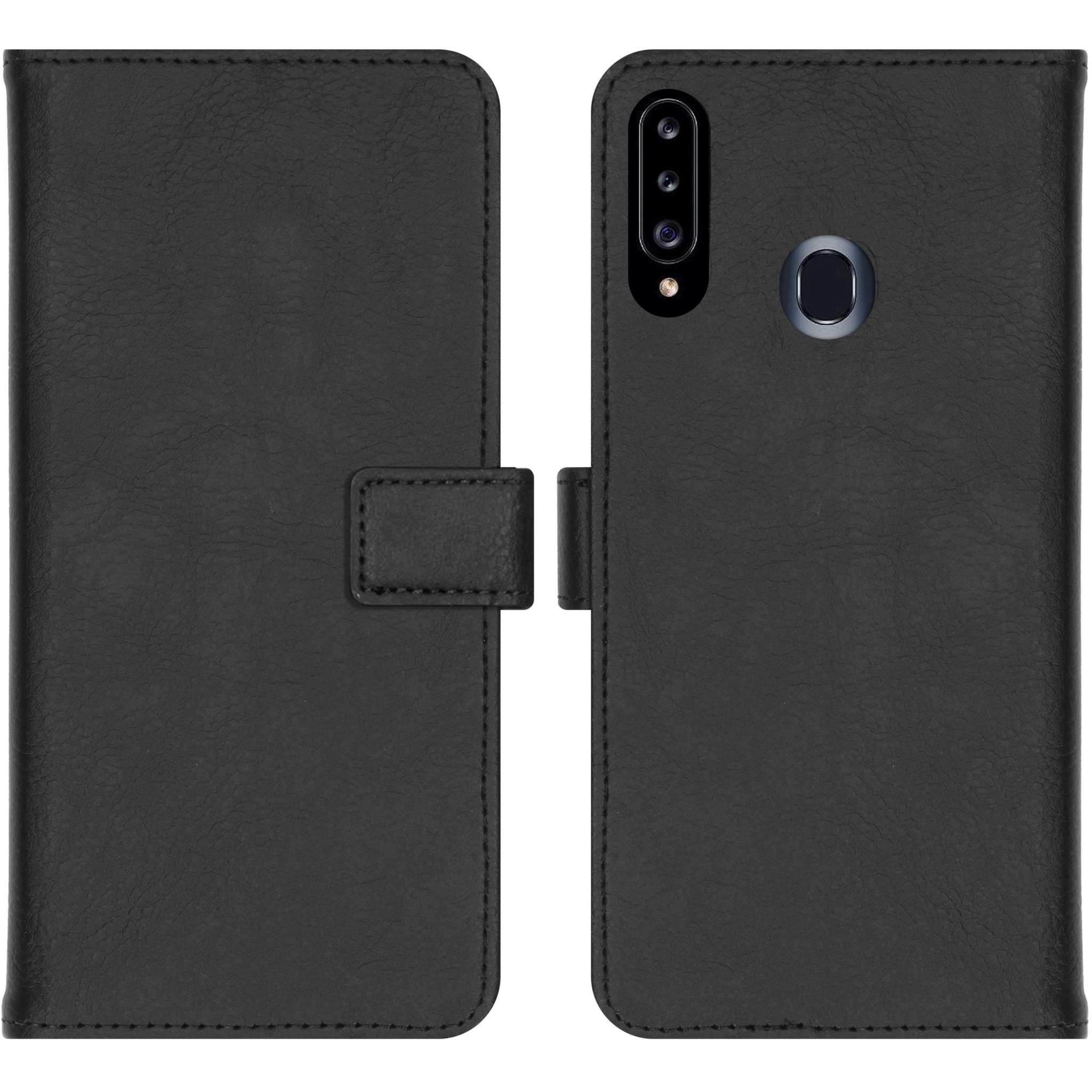 iMoshion Étui de téléphone portefeuille Luxe Samsung Galaxy A20s