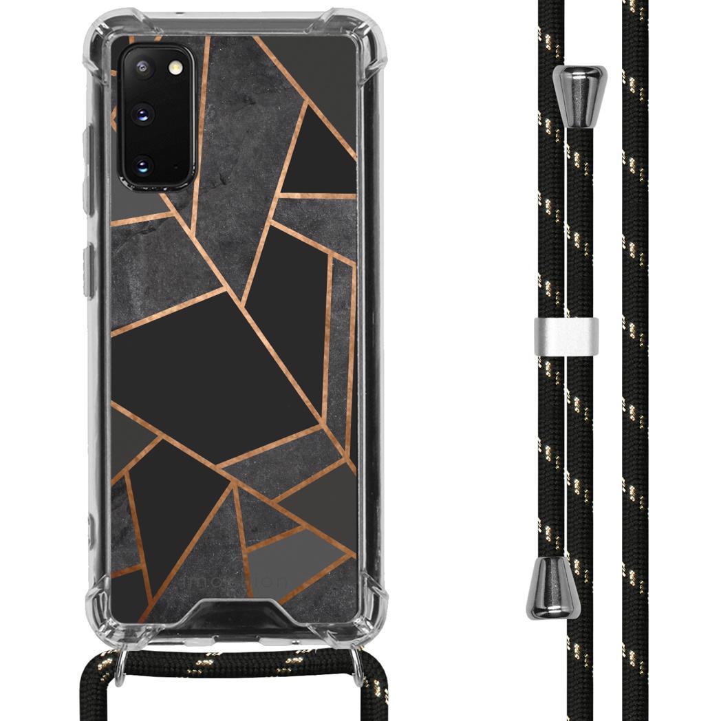 iMoshion Coque Design avec cordon Samsung Galaxy S20