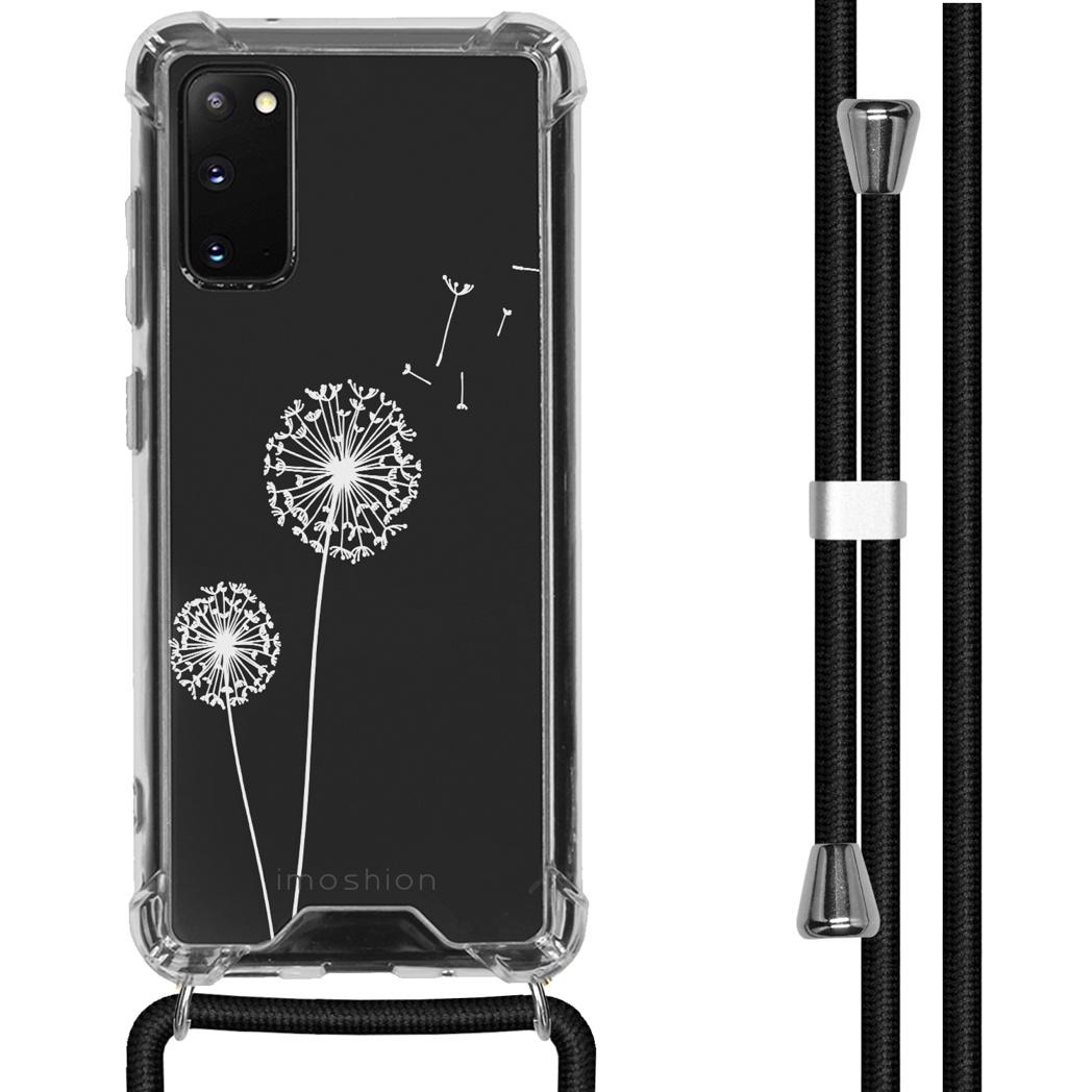 iMoshion Coque Design avec cordon Samsung Galaxy S20 - Pissenlit