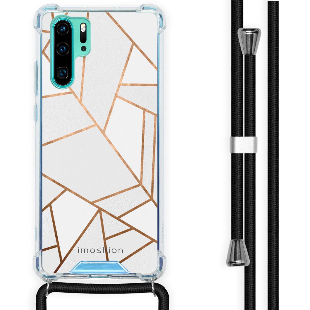 iMoshion Coque Design avec cordon Huawei P30 Pro - Cuive graphique