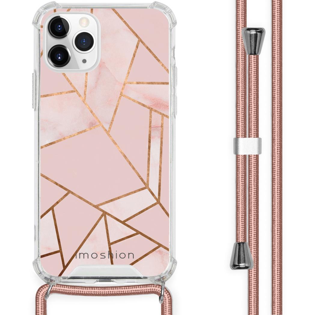 iMoshion Coque Design avec cordon iPhone 11 Pro - Cuive graphique