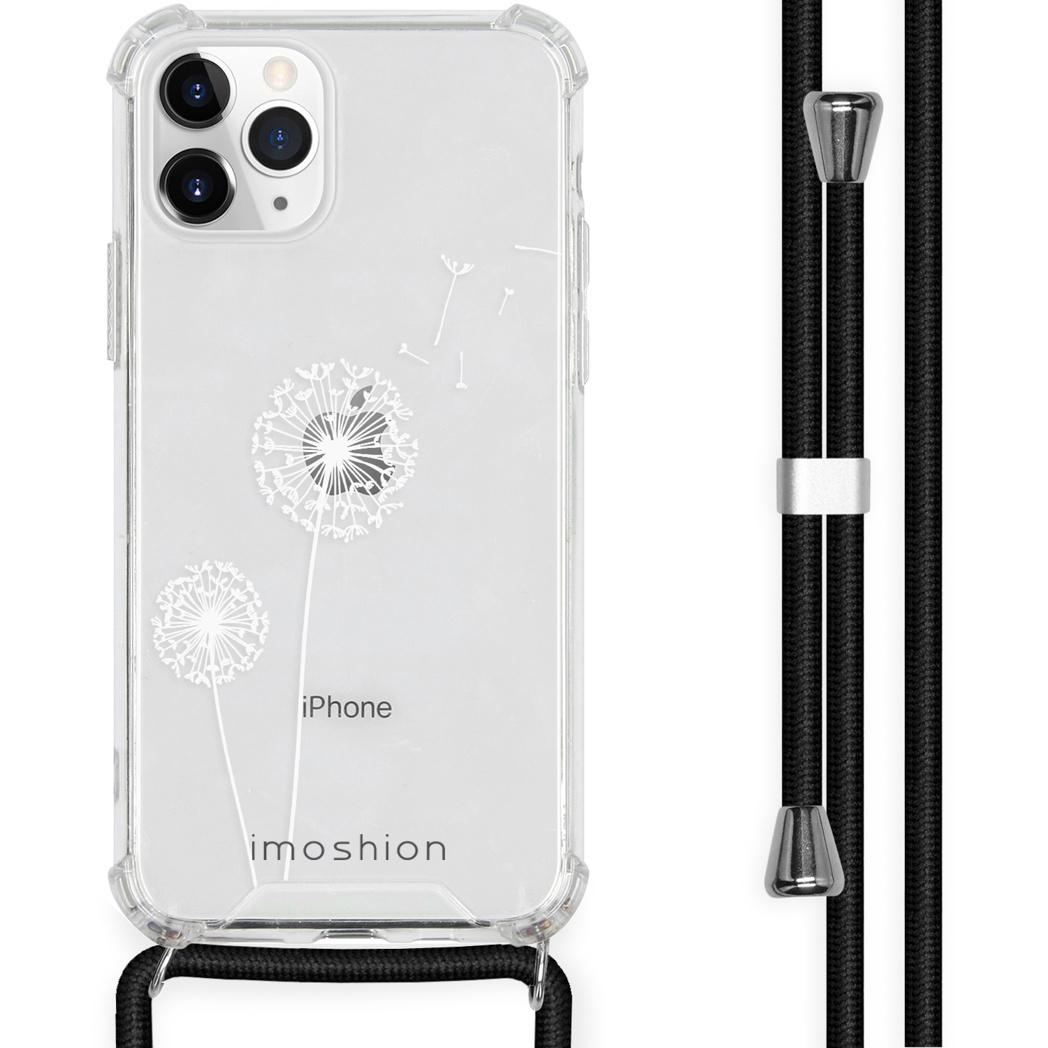 iMoshion Coque Design avec cordon iPhone 11 Pro - Pissenlit - Blanc