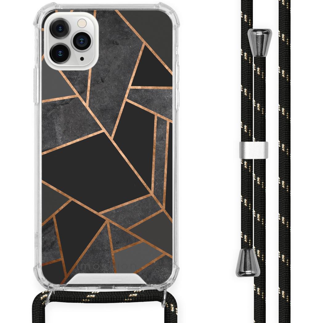 iMoshion Coque Design avec cordon iPhone 11 Pro Max - Cuive graphique