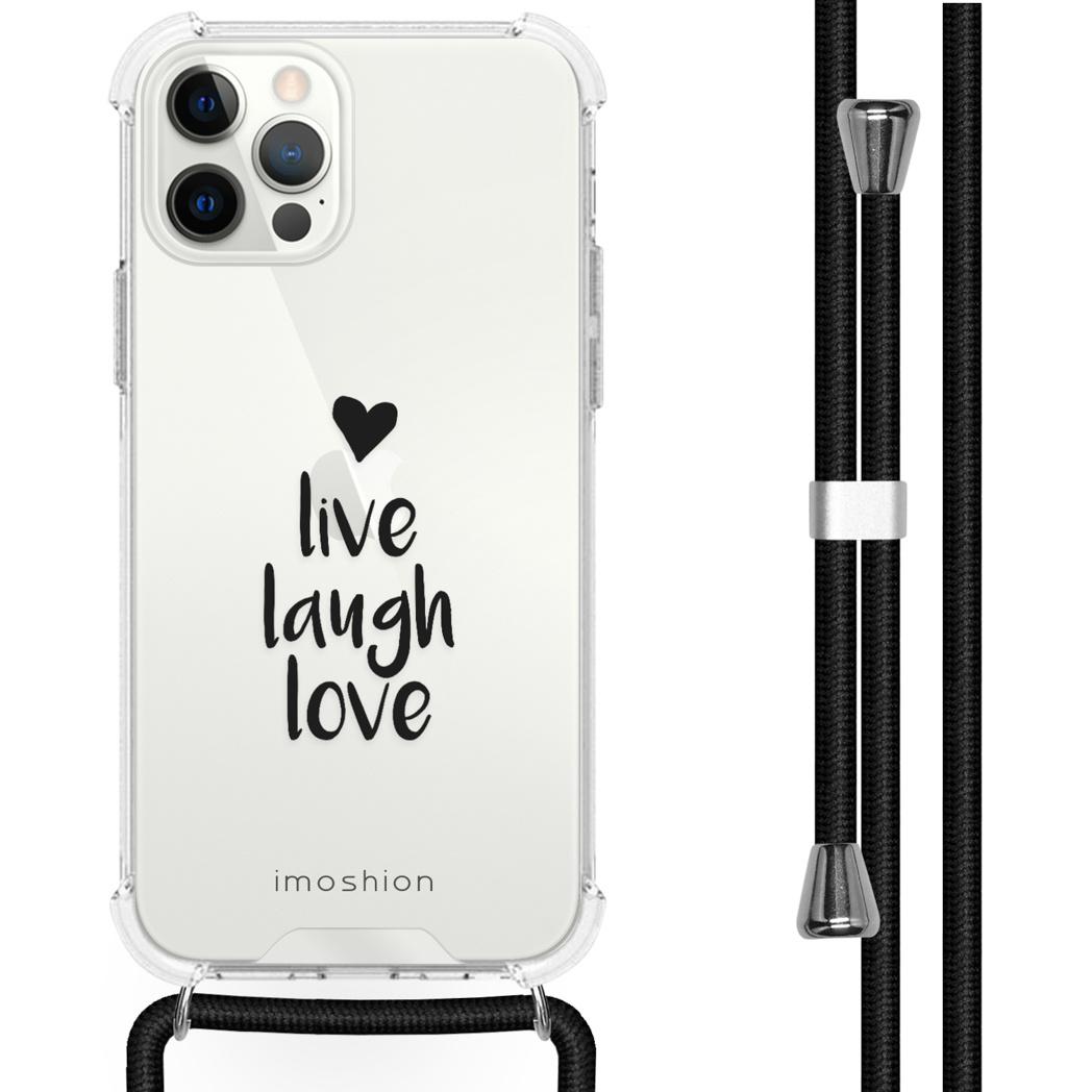 iMoshion Coque Design avec cordon iPhone 12 (Pro)