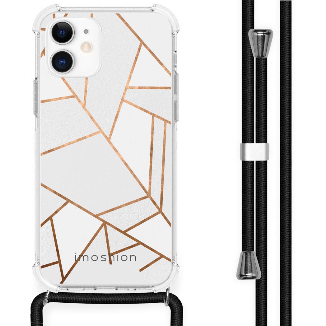 iMoshion Coque Design avec cordon iPhone 12 Mini