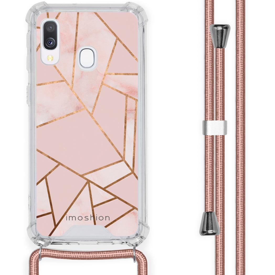 iMoshion Coque Design avec cordon Samsung Galaxy A40