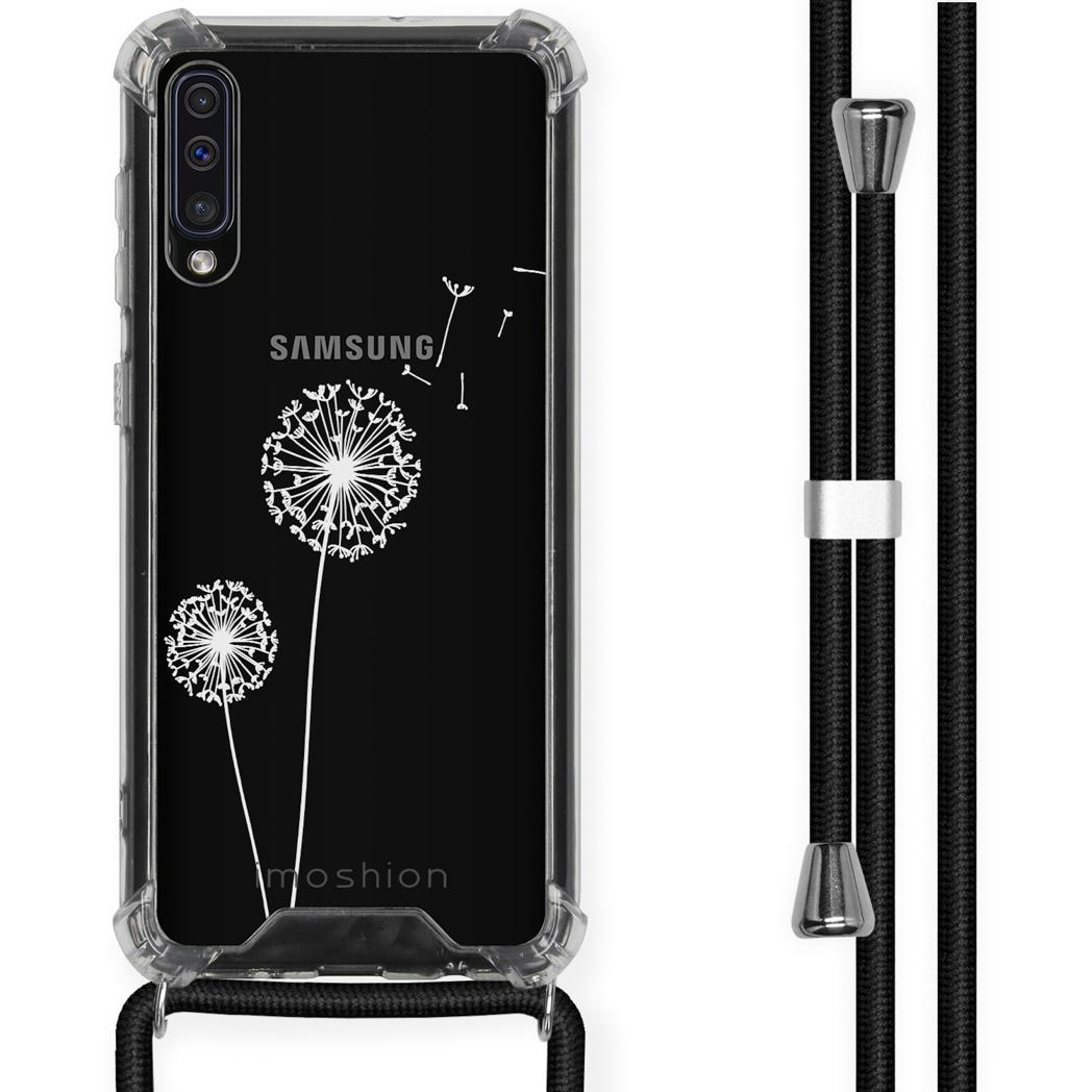 iMoshion Coque Design avec cordon Samsung Galaxy A50 - Pissenlit