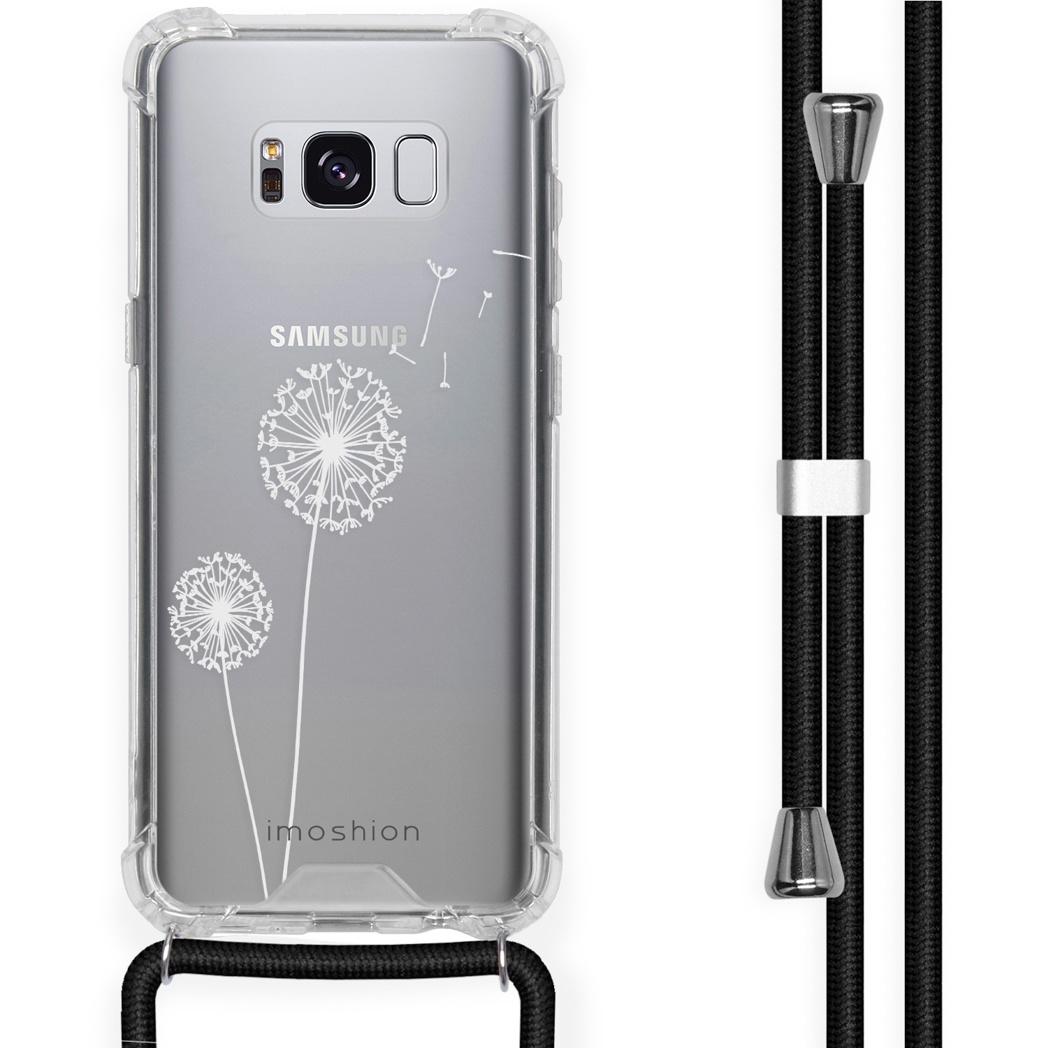 iMoshion Coque Design avec cordon Samsung Galaxy S8 - Pissenlit
