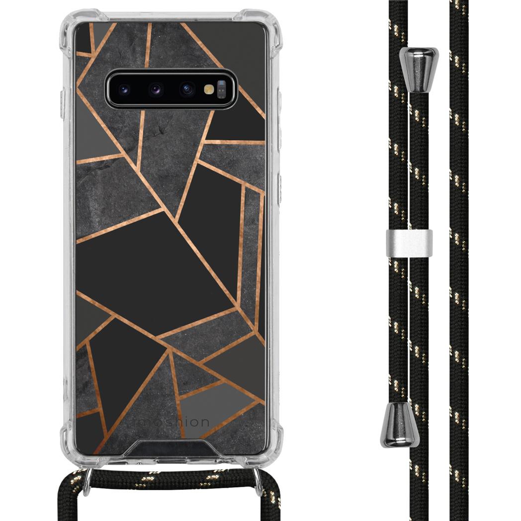 iMoshion Coque Design avec cordon Samsung Galaxy S10 Plus