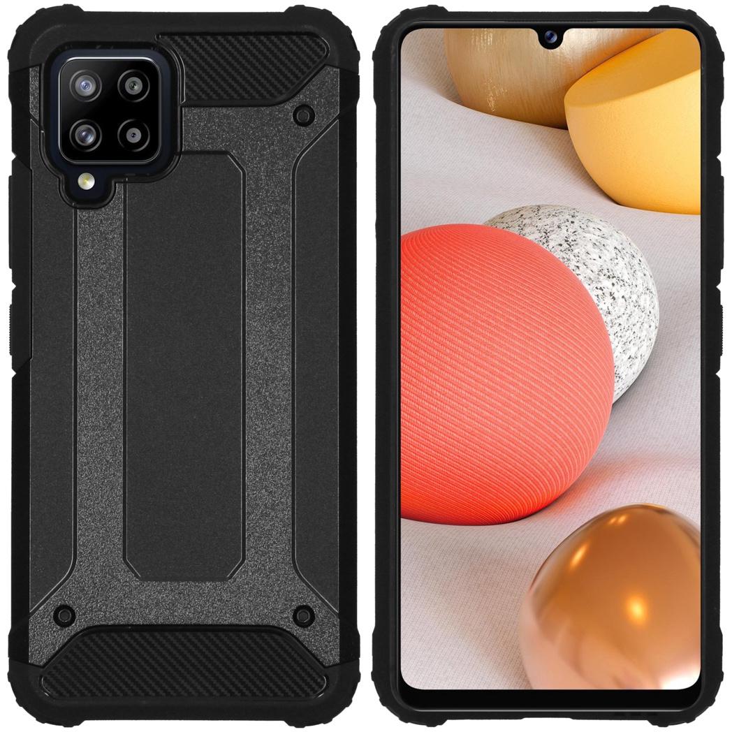 iMoshion Coque Rugged Xtreme Samsung Galaxy A42 - Noir