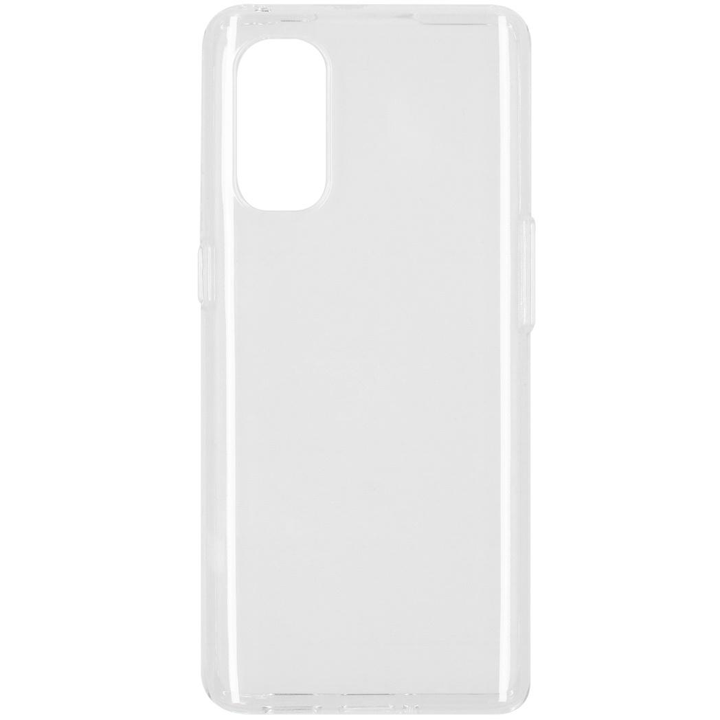 iMoshion Coque silicone Oppo Reno4 Pro 5G - Transparent