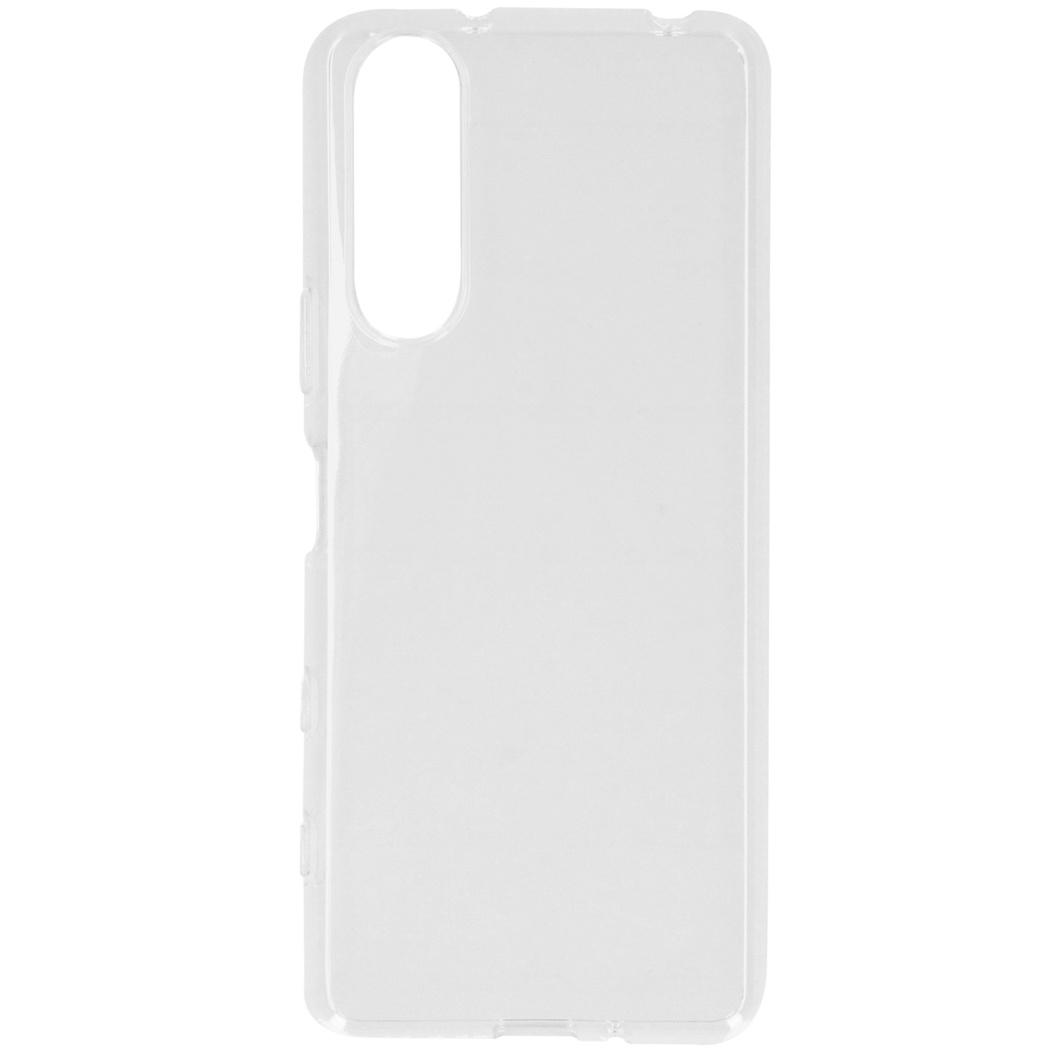 iMoshion Coque silicone Sony Xperia 5 II - Transparent