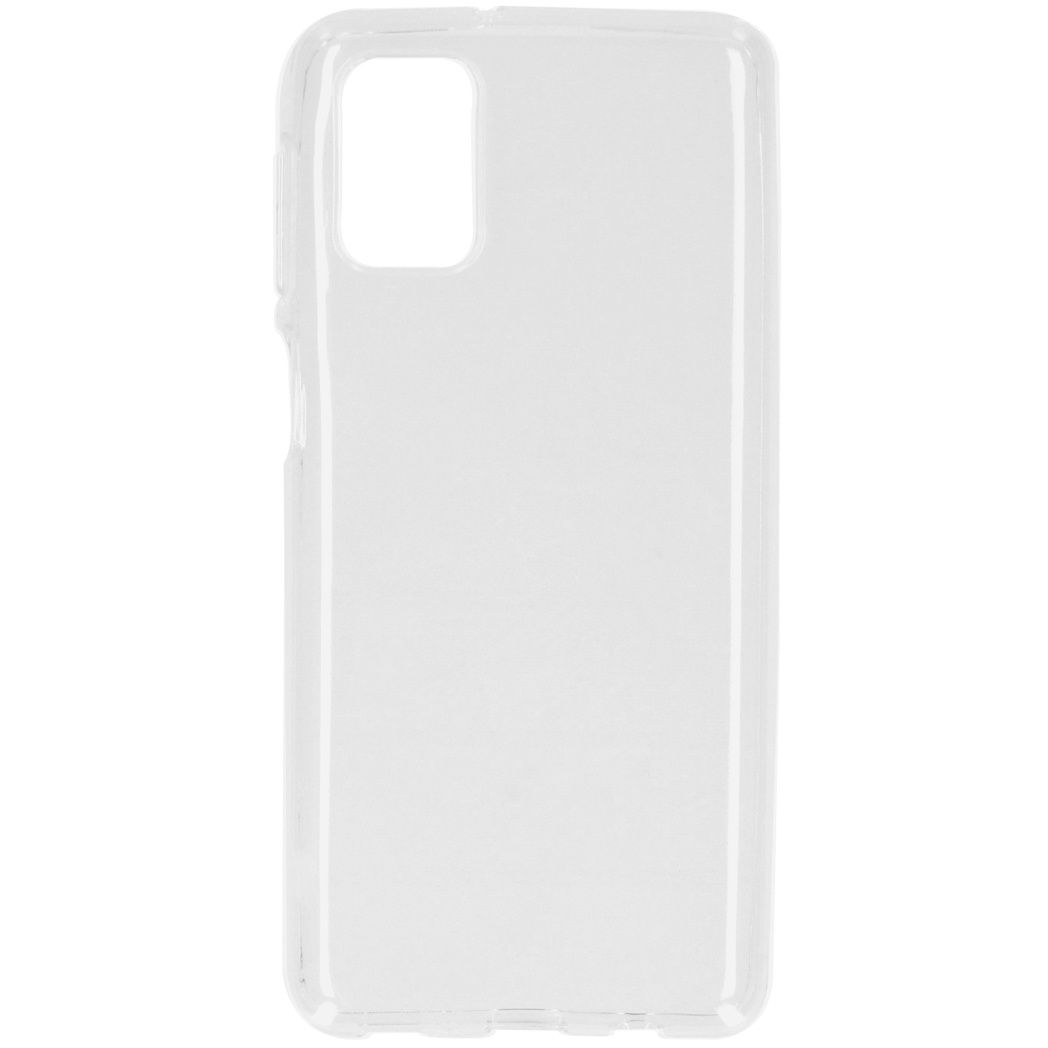 iMoshion Coque silicone Samsung Galaxy M31s - Transparent