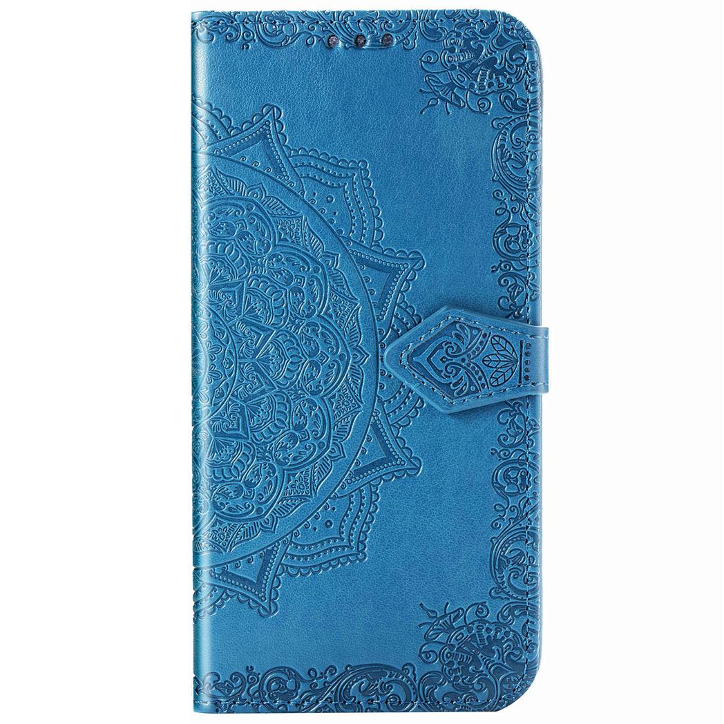 Etui de téléphone portefeuille Samsung Galaxy Note 20