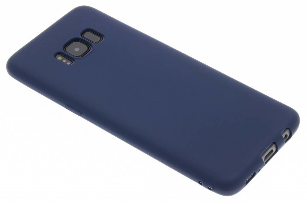 Coque Color Samsung Galaxy S8 - Bleu foncé