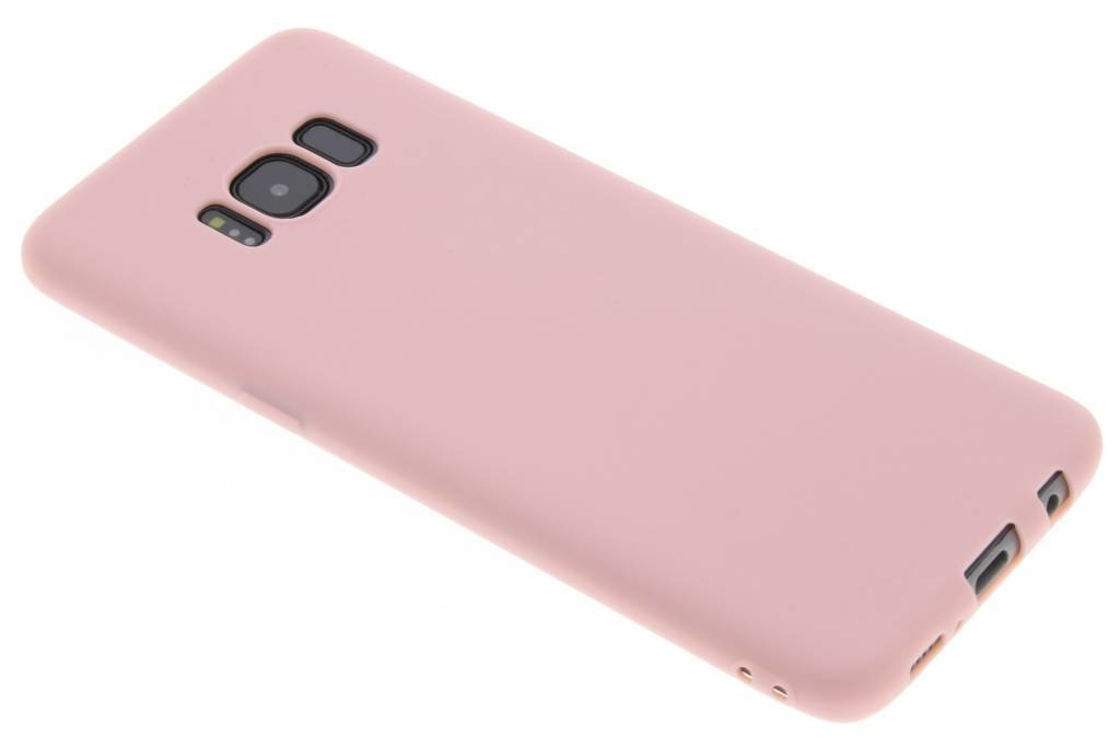 Coque Color Samsung Galaxy S8 - Rose