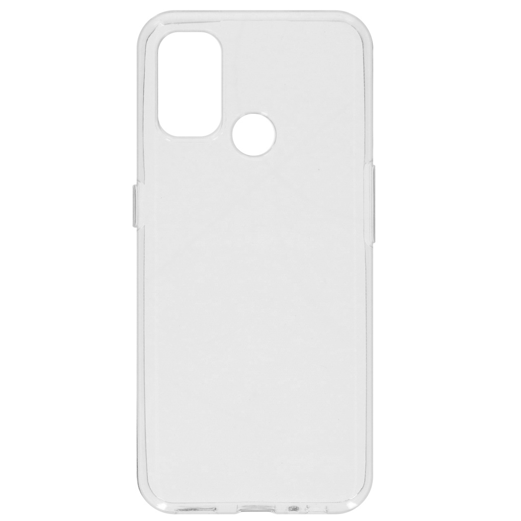 iMoshion Coque silicone Oppo A53 / Oppo A53s - Transparent