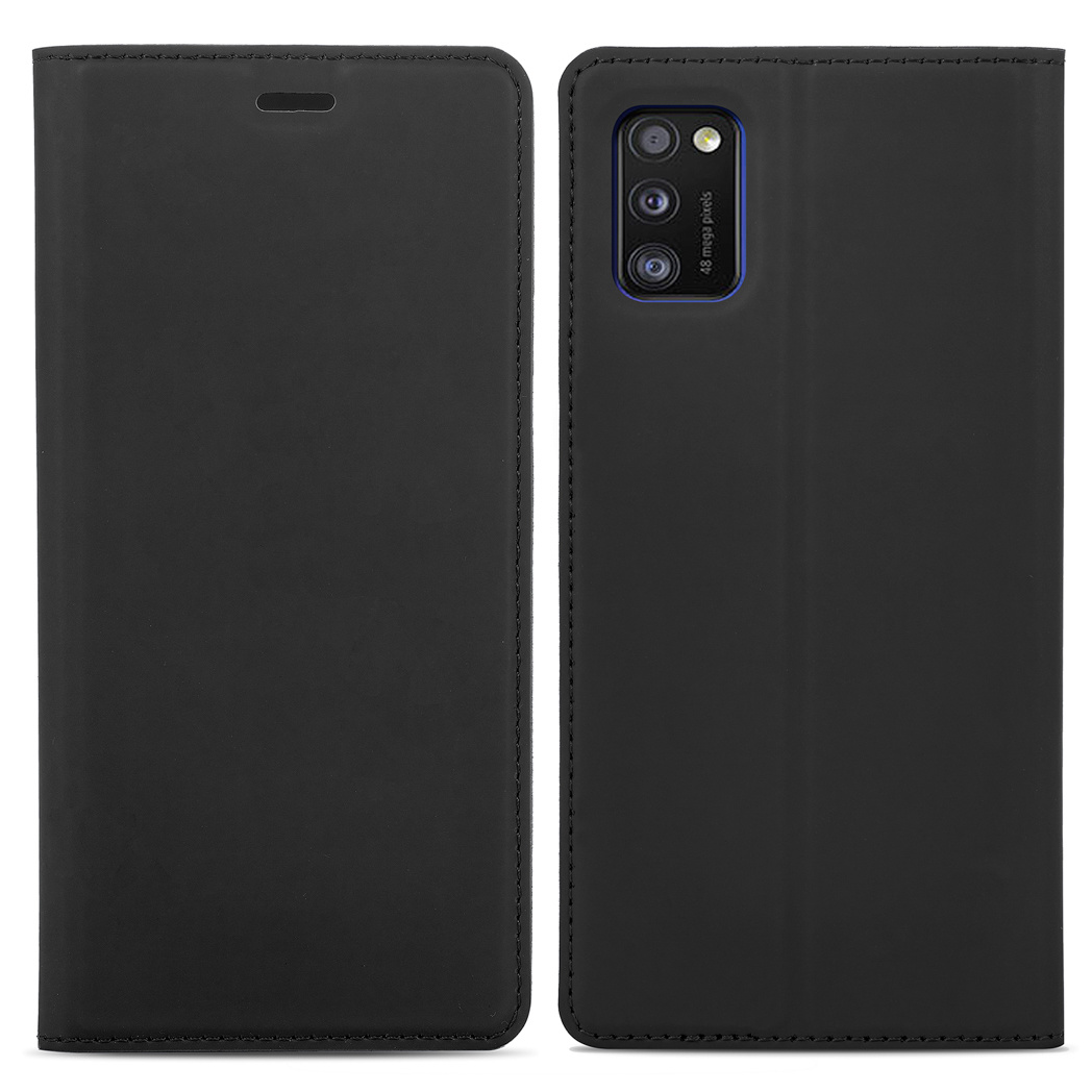 iMoshion Étui de téléphone Slim Folio Samsung Galaxy A41 - Noir