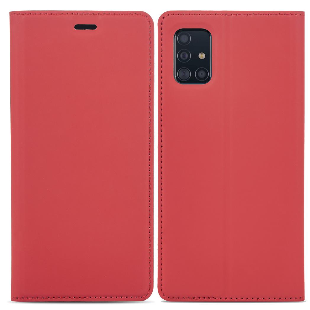 iMoshion Étui de téléphone Slim Folio Samsung Galaxy M31s - Rouge