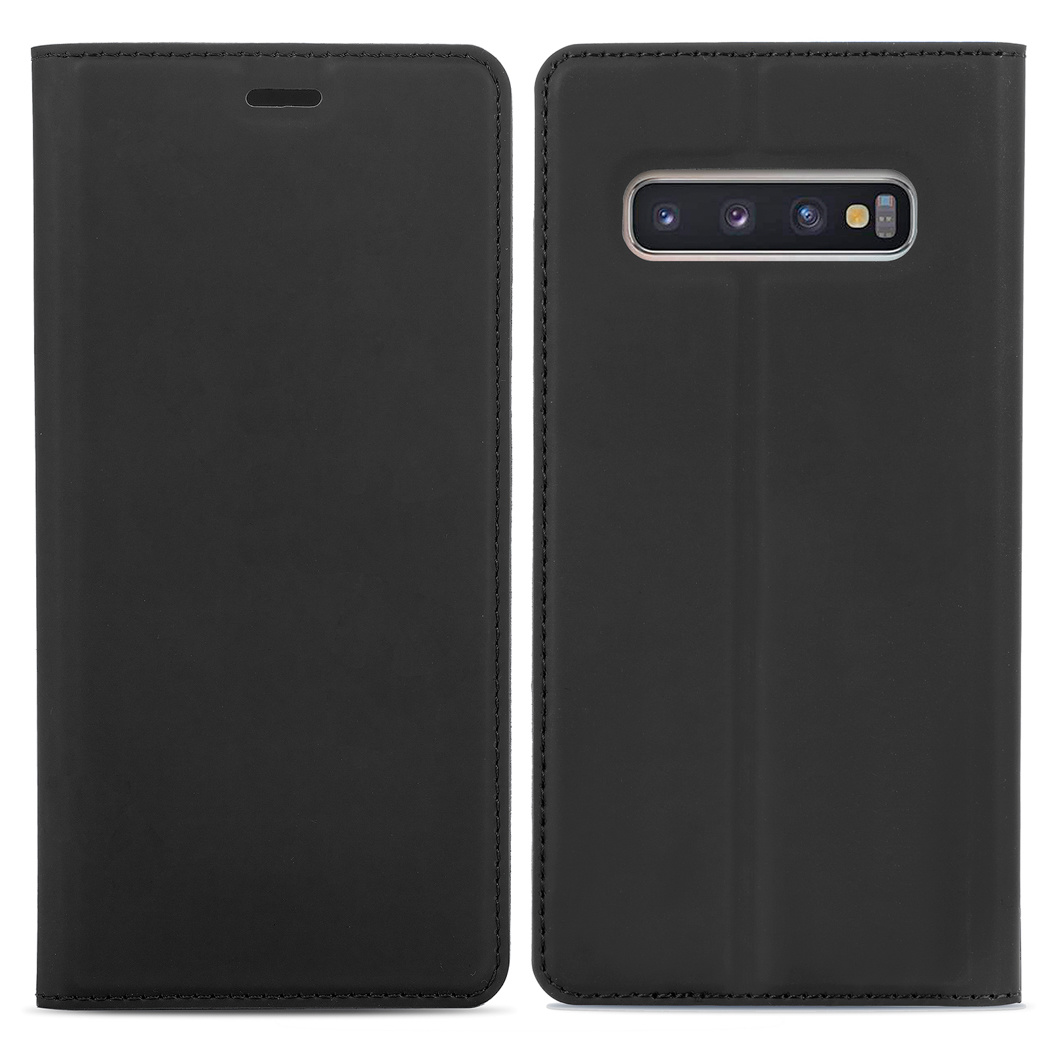 iMoshion Étui de téléphone Slim Folio Samsung Galaxy S10 - Noir