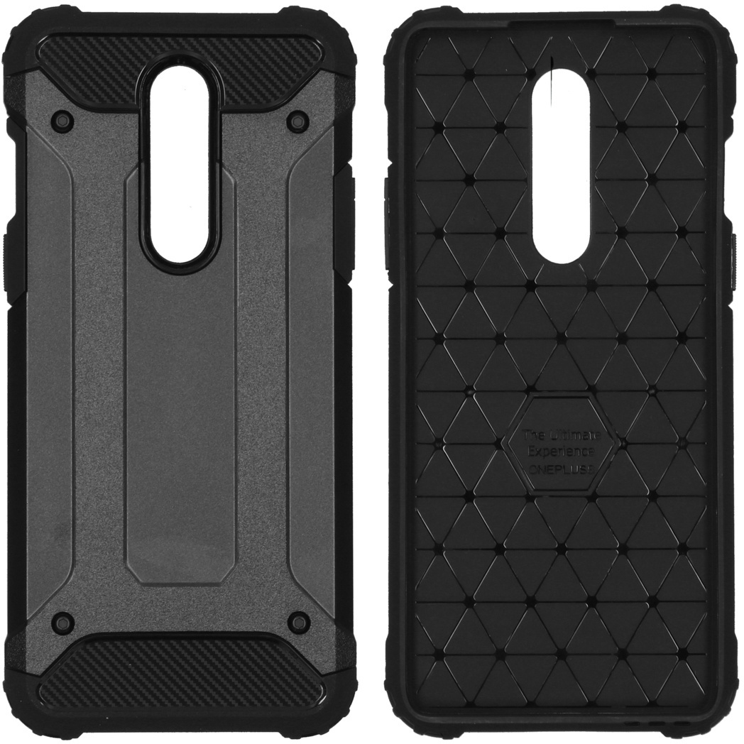 iMoshion Coque Rugged Xtreme OnePlus 8 - Noir