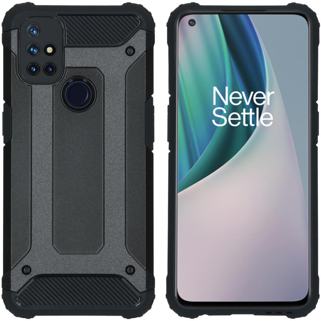 iMoshion Coque iMoshion Rugged Xtreme OnePlus Nord N10 5G - Noir