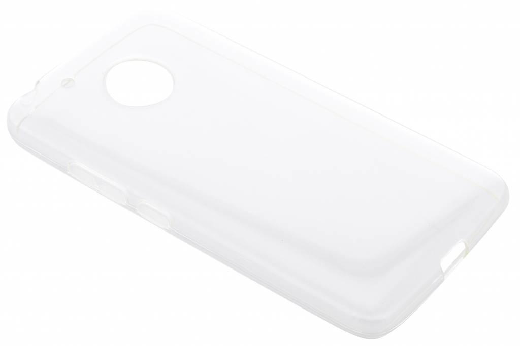 Coque silicone Motorola Moto G5