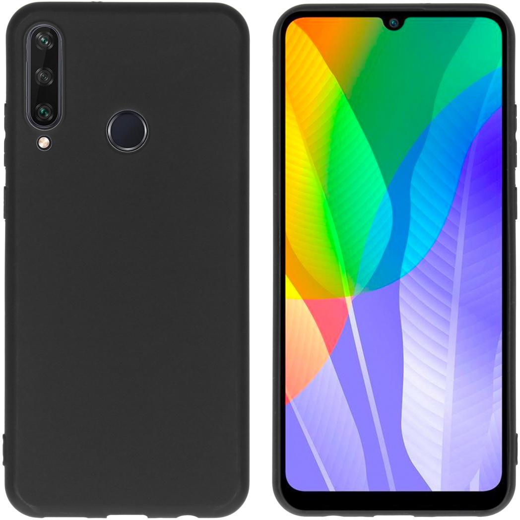 iMoshion Coque Color Huawei Y6p - Noir