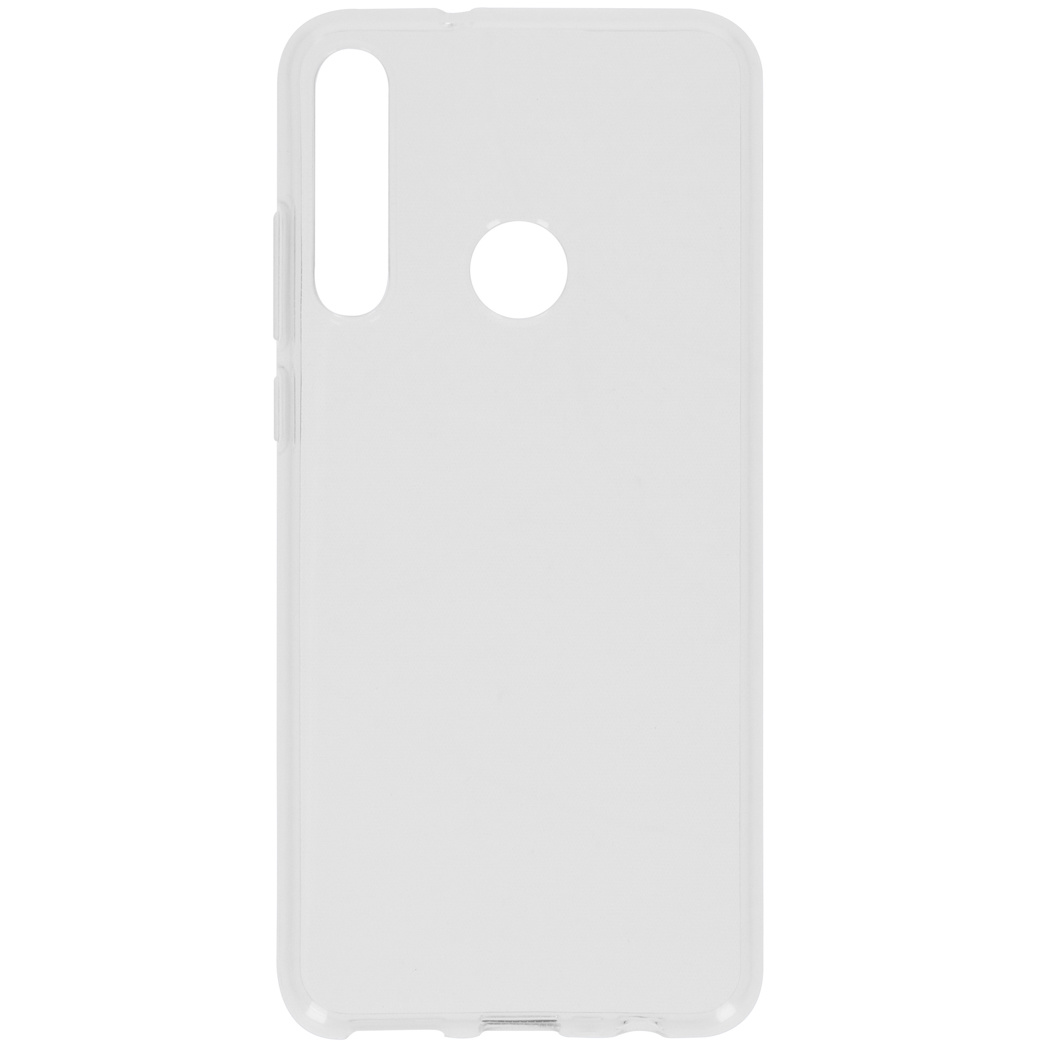 iMoshion Coque silicone Huawei Y6p - Transparent