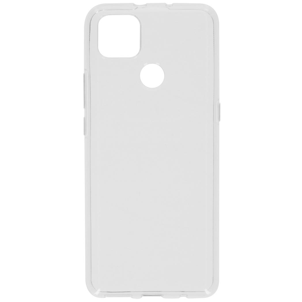 iMoshion Coque silicone Motorola Moto G9 Power - Transparent
