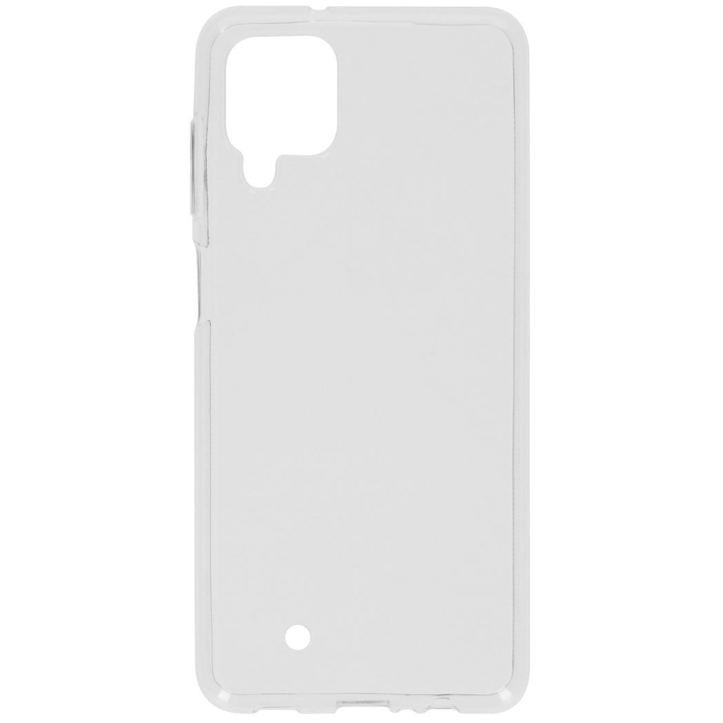 iMoshion Coque silicone Samsung Galaxy A12 - Transparent