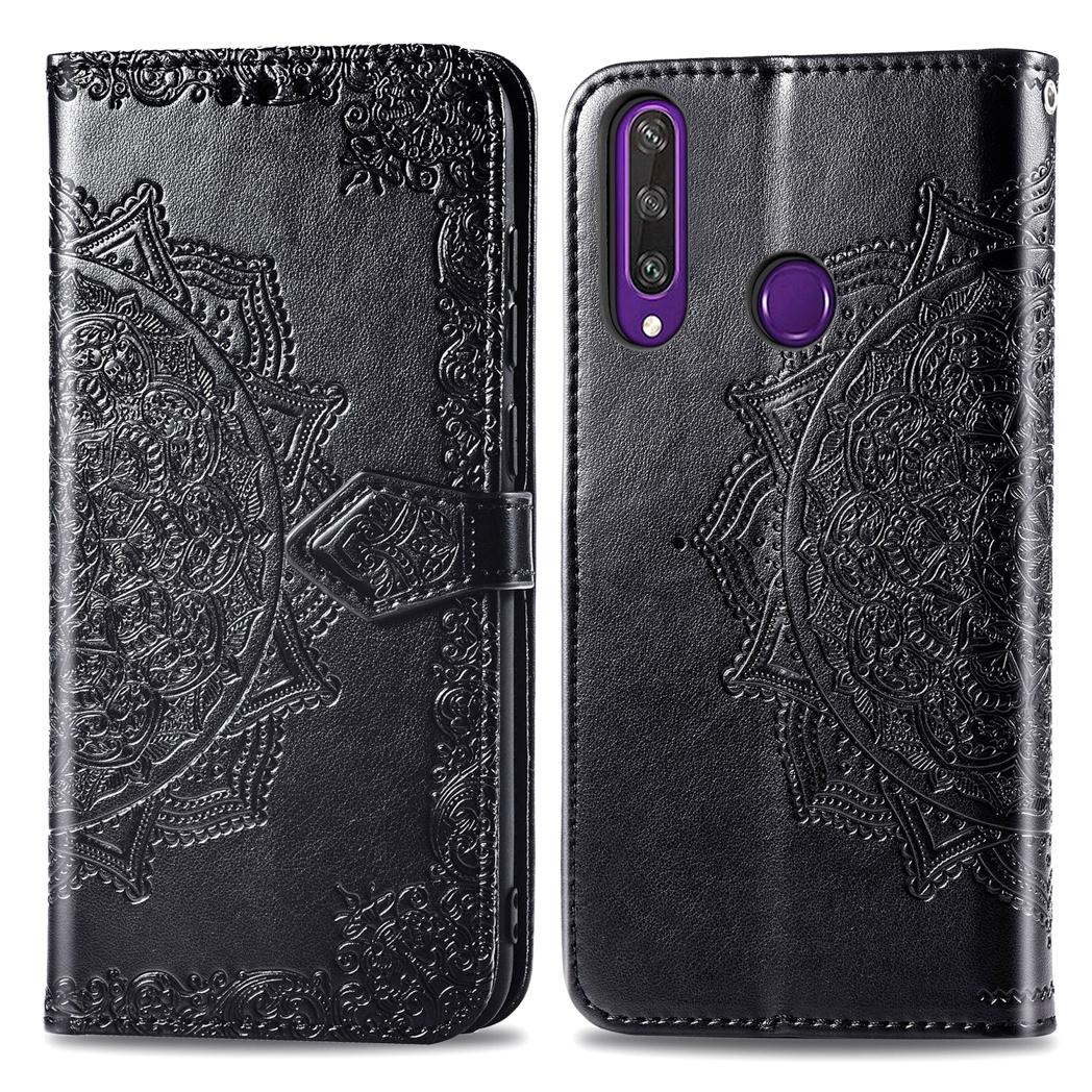 iMoshion Etui de téléphone portefeuille Huawei Y6p - Noir