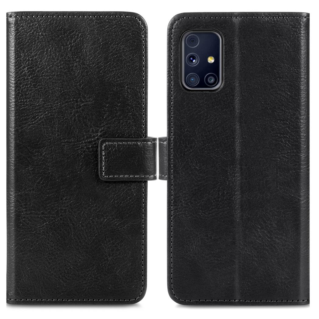 iMoshion Étui de téléphone portefeuille Luxe Samsung Galaxy M31s