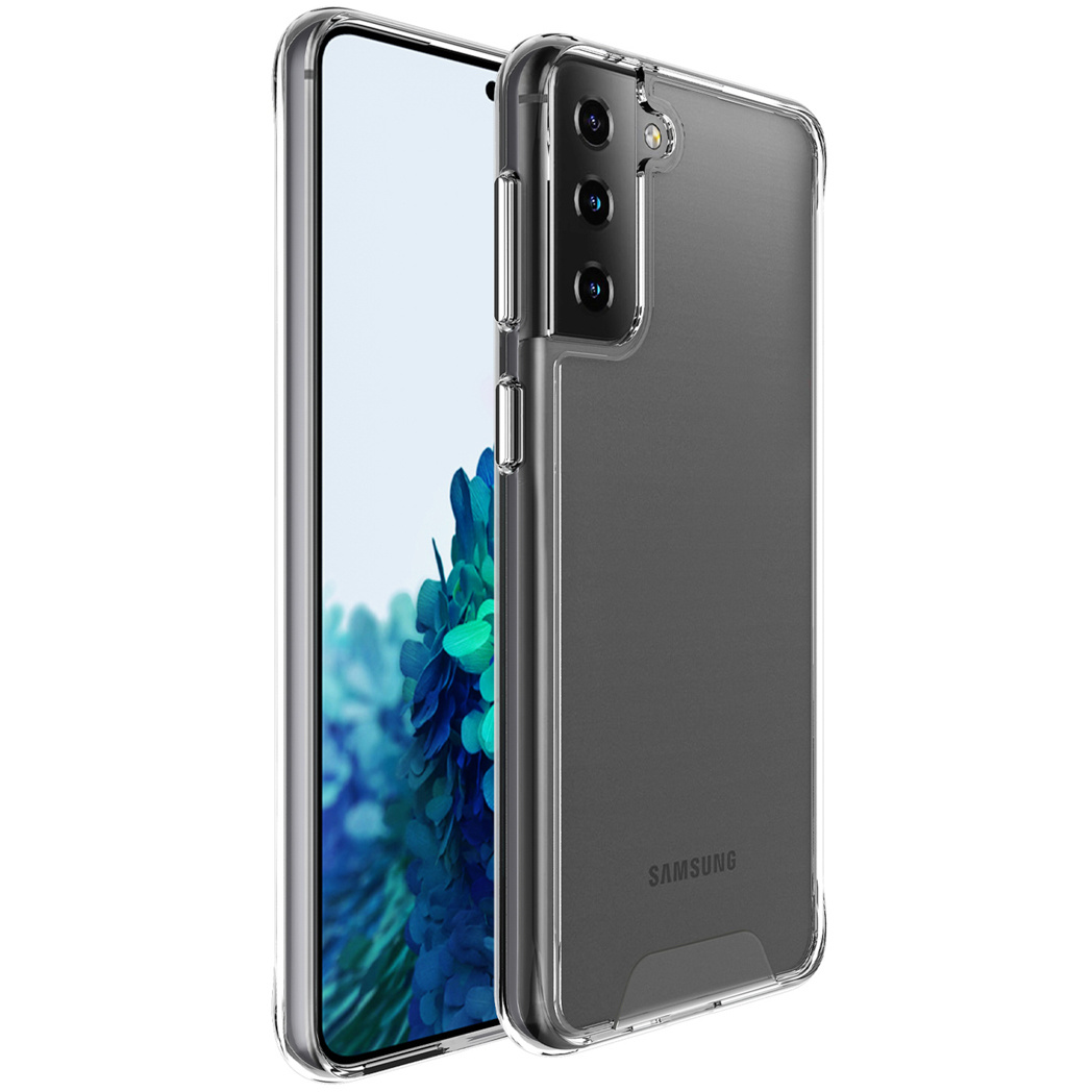 Accezz Coque Xtreme Impact Samsung Galaxy S21 Plus - Transparent