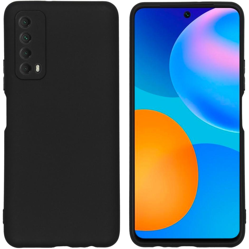 iMoshion Coque Color Huawei P Smart (2021) - Noir
