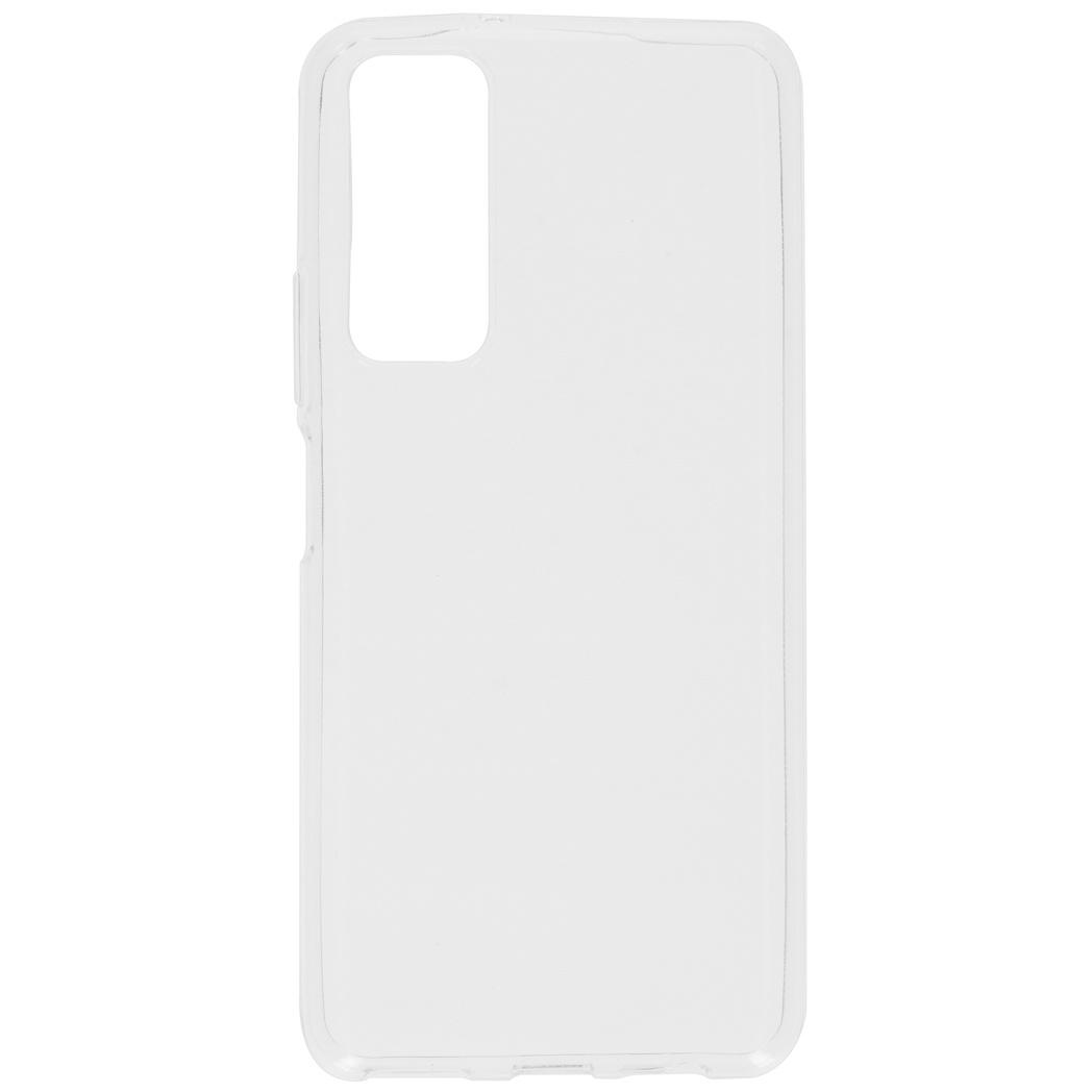 iMoshion Coque silicone Huawei P Smart (2021) - Transparent