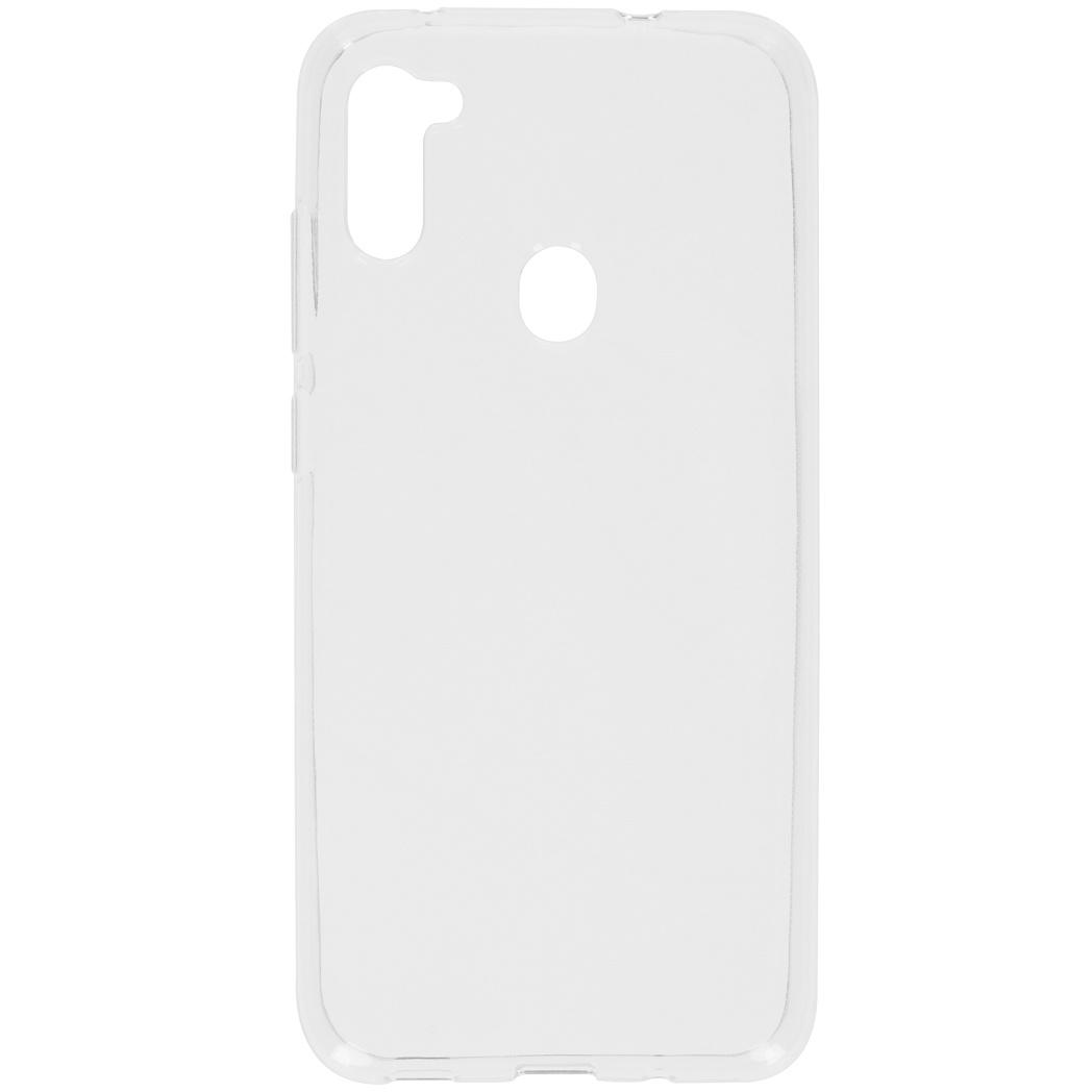iMoshion Coque silicone Samsung Galaxy M11 / A11 - Transparent