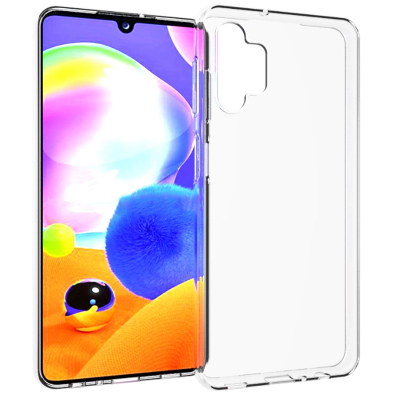 Accezz Coque Clear Samsung Galaxy A32 (5G) - Transparent