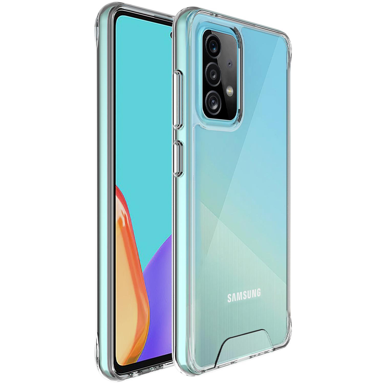 Accezz Coque Xtreme Impact Galaxy A52 (5G) / A52 (4G) - Transparent